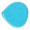 Turquonite Stabilized 13mm Heart Shape Semi-Precious